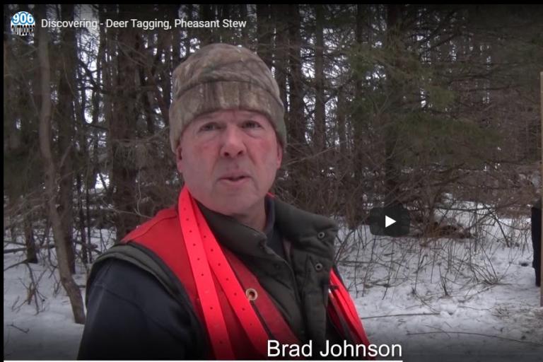 Discovering - Deer Tagging, Pheasant Stew