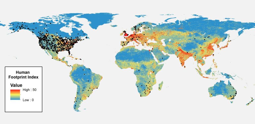 CauseSpec Map