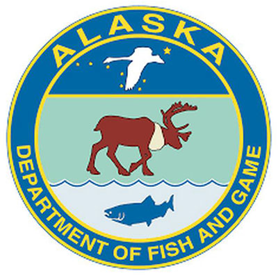 Alaska Fish and Game Logo