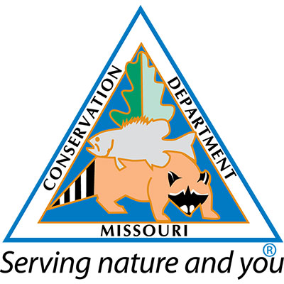 Missouri Conservation Department logo