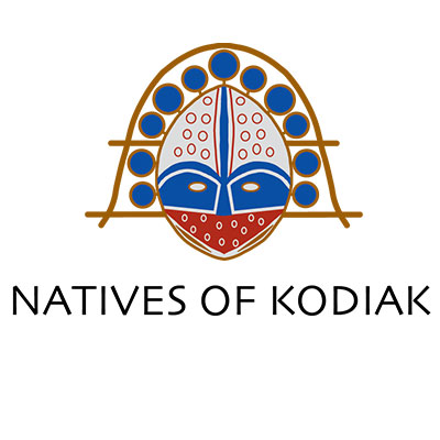 Natives of Kodiak logo
