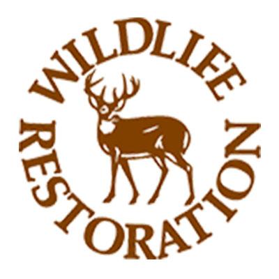 Wildlife restoration logo