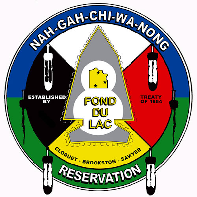Fond Du Lac Band of Lake Superior Chippewa Logo