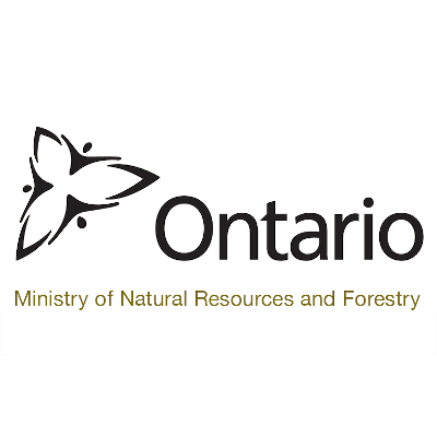 Ontario Ministry of Natural Resources and Forestry Logo