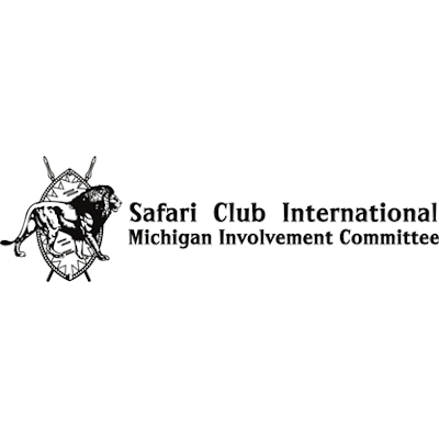 Safari Club International Michigan Involvement Committee Logo