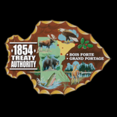 1854 Treaty Authority logo