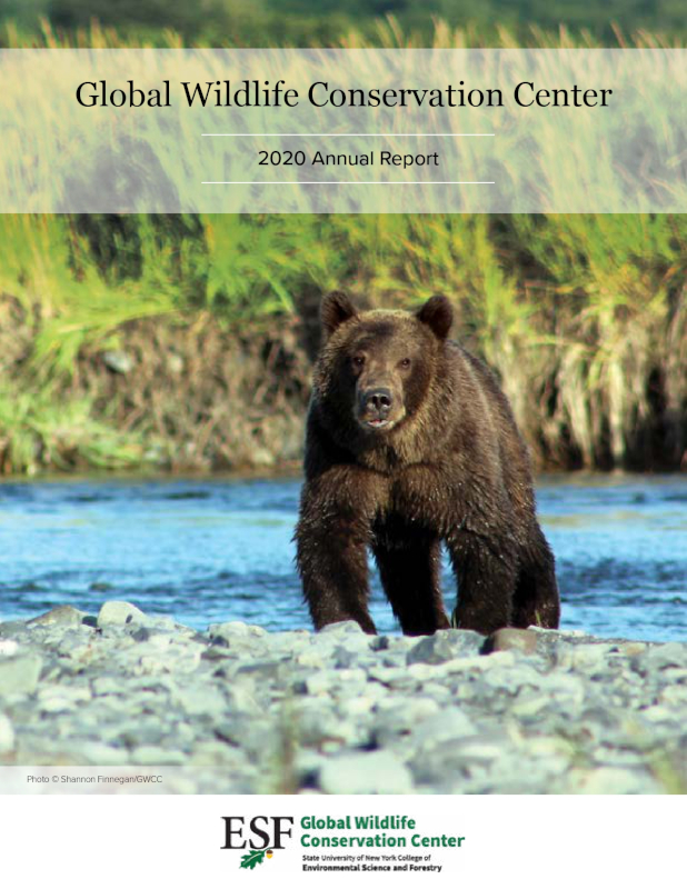 GWCC 2020 Annual Report Cover