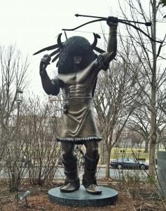 Buffalo Indian II