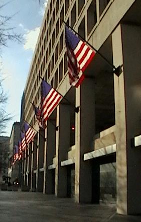 FBI flags