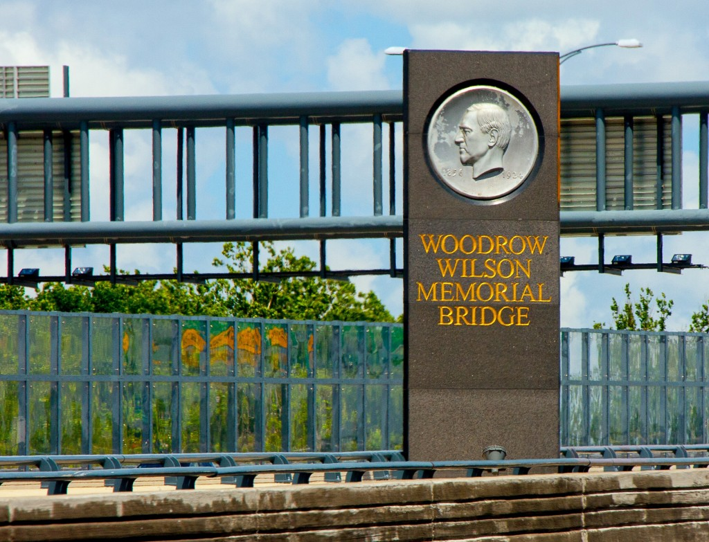 Wilson Bridge medallion
