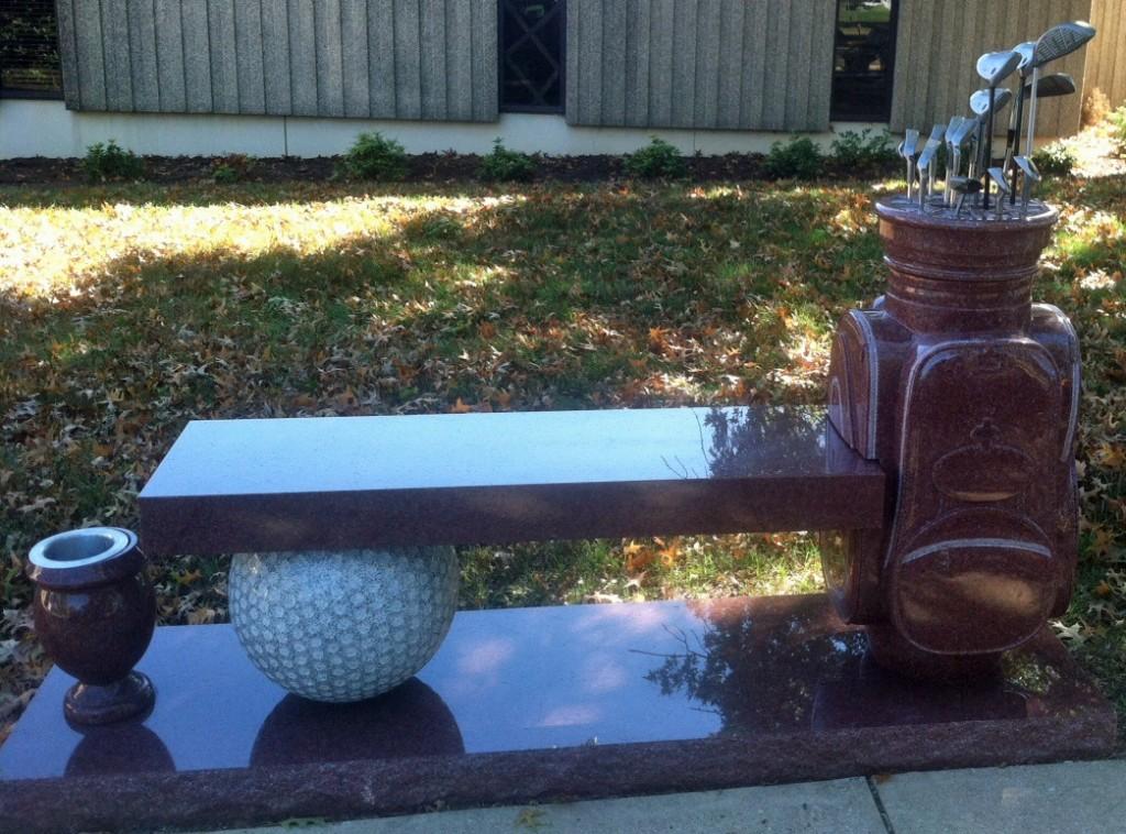 golf grave