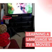 Peut-on apprendre une langue en regardant la télévision ?