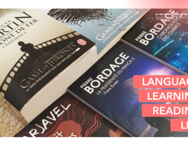 Language learning reading list