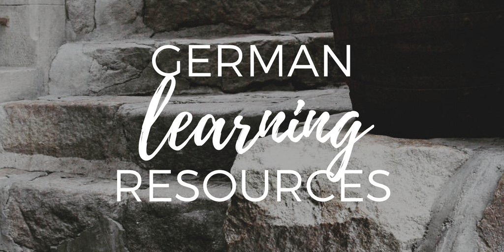 German language learning resources