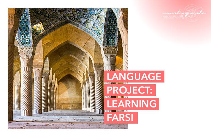 Apprendre le farsi : mon nouveau projet linguistique pour apprendre le farsi avec Drops et Preply