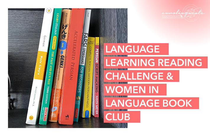 Language Learning Reading Challenge & Women in Language Book Club