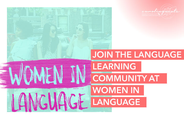 Women in Language -- an online language learning event