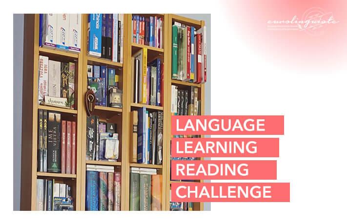 Défi de lecture pour l'apprentissage des langues