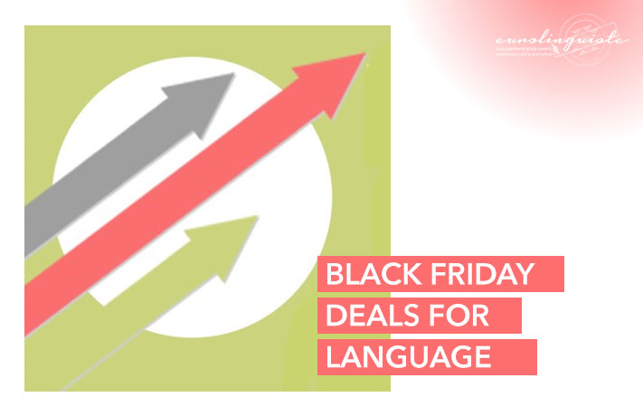 Black Friday Deals for Language Learners 2020
