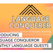 Présentation de Language Conqueror