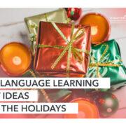 Idées de cadeaux linguistiques