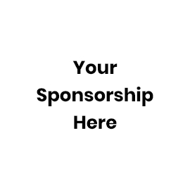 Your Sponsorship Here