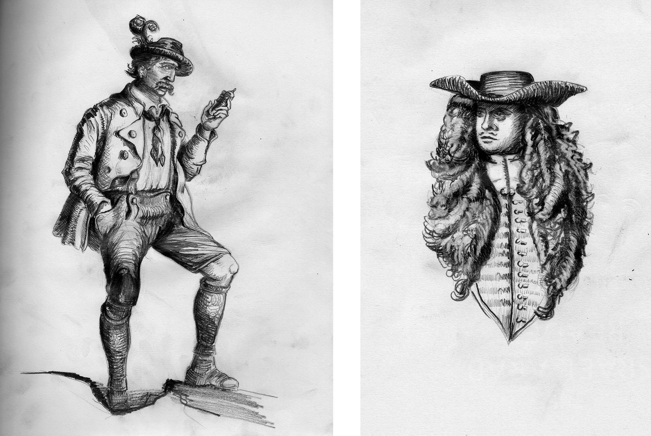 WEBSITE_PencilIllustrations_Explorer