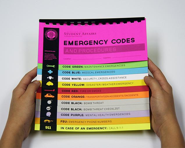 Emergency Codebook