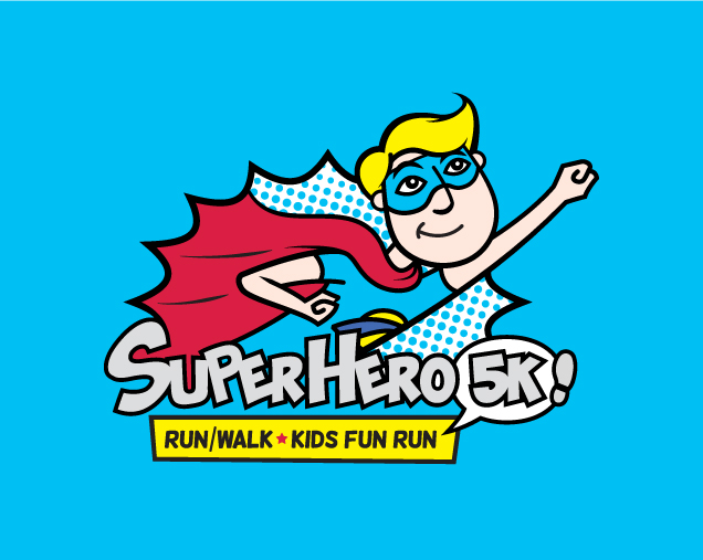 SUPERHERO5k!
