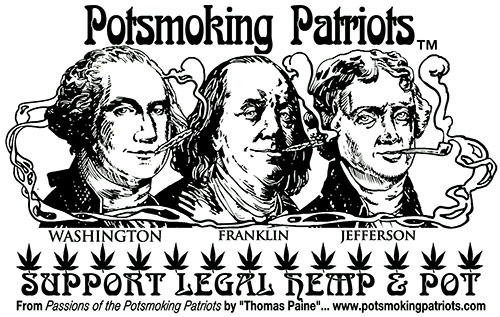 Potsmoking Patriots