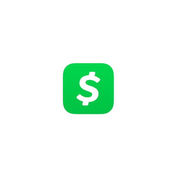 Cash App - Dollar - Icon