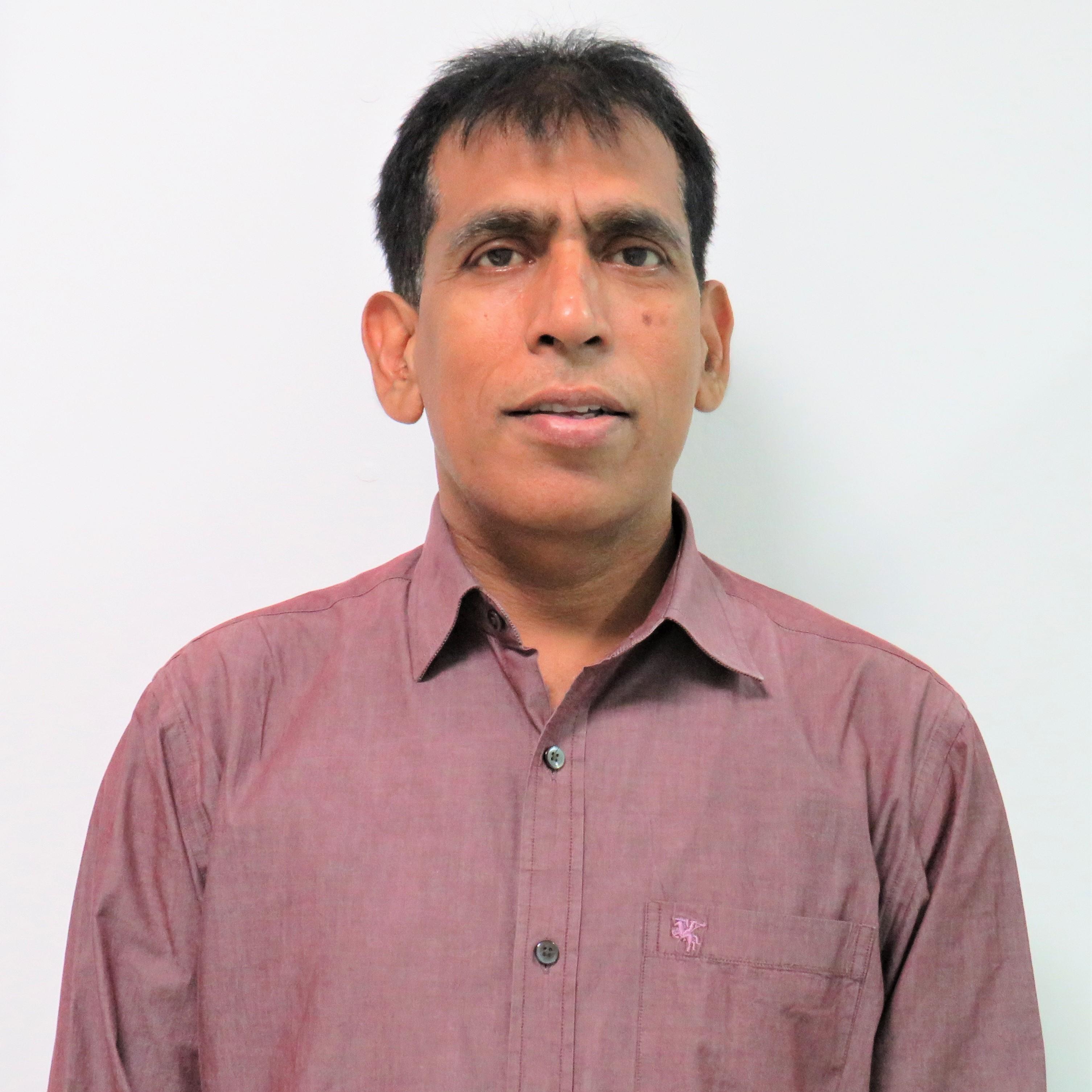 Y. Suresh Reddy
