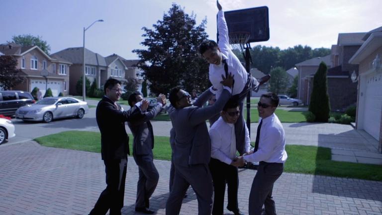 Door Games Arcadian Loft Toronto wedding video