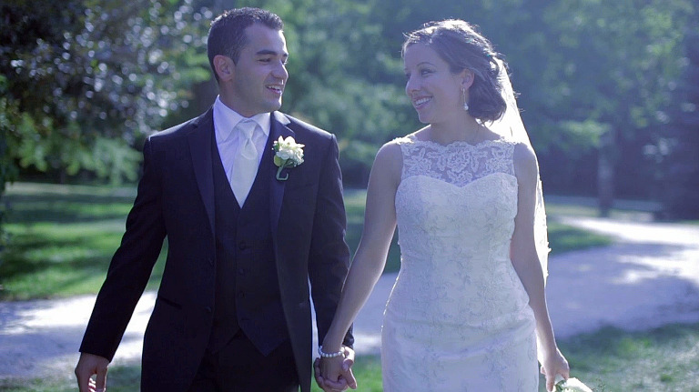OslerBrook Golf and Country Club Collingwood Wedding Videography