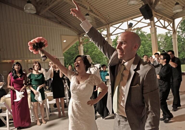 Wedding Dress Bought Online (www.henjofilms.com)
