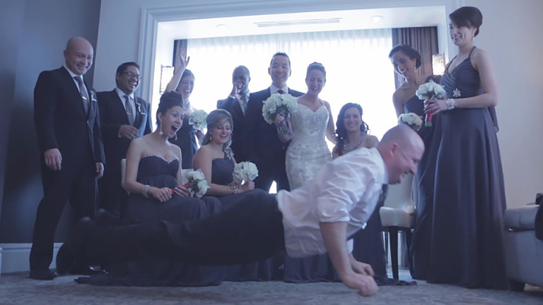 the grand luxe event boutique wedding videography toronto