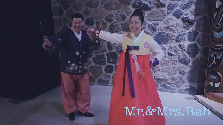 The McMichael Gallery in Kleinburg, Wedding Videography