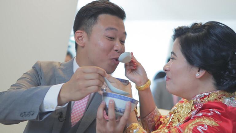 wedding held at Shangri-La Banquet Hall & Convention Centre in Markham