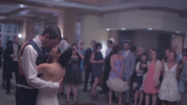 wedding held at King Valley Golf Club in King City