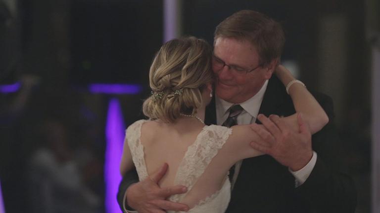 wedding held at Queenston Heights Restaurant in Niagara