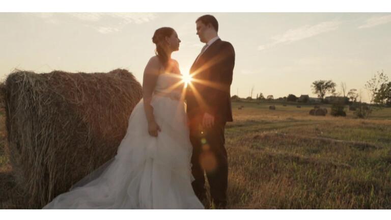 South Pond Farms Bethany Hills wedding video videography barn wedding