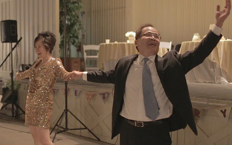 father daughter wedding dance highlight video henjofilms toronto mississauga wedding videography