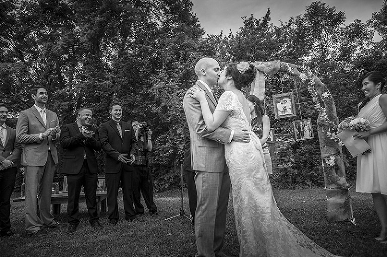 wedding videographers from mississauga Black Creek Pioneer Village henry shephard joanie fong
