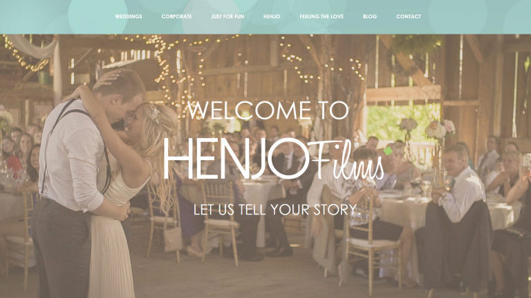 henjofilms website