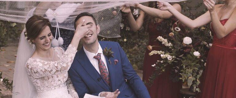 wedding held at Liberty Grand in Toronto