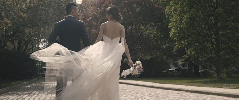 wedding held at Palais Royale in Toronto