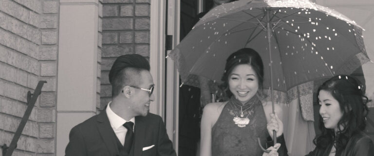 chinese wedding held at Palais Royale in Toronto