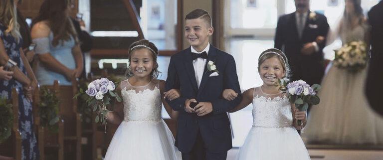 wedding held at Winona Vine Estates in Stoney Creek