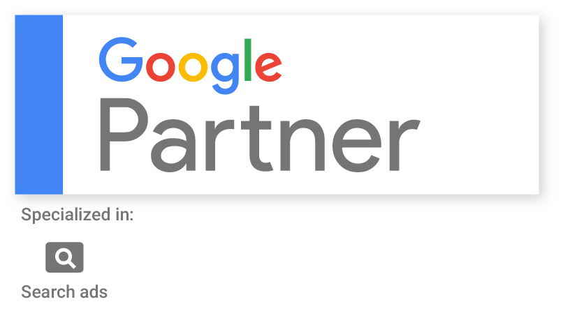 White Blaze Marketing Google Partner Agency - Search
