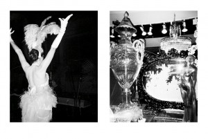 WATERMAN__Vase_Performer in Feathers_Invictus_Diptych